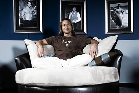 Eric Nies has grown up./Credit VH1