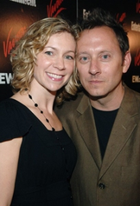 "Michael Emerson and his wife: If you're a ""True Blood"" fan, you know who she is."