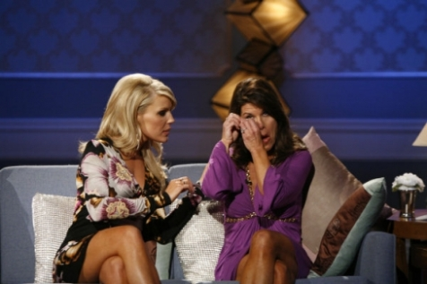 How prophetic is this picture? Will Gretchen once again comfort Lynne?/Credit Bravo