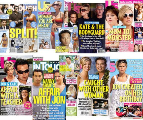 I am almost embarrassed to admit I own every one of these issues. Sheesh.