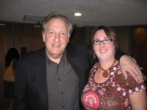 me and Alan Zweibel small