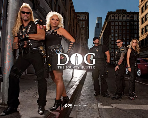 Dog the bounty hunter trouble in paradise ava gacser for Duane chapman dog the bounty hunter